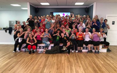 We have many fitness and wellness classes from which to choose!